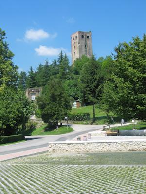 Die Burg Collalto