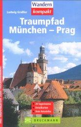 Der vergriffene Wanderführer München Prag.