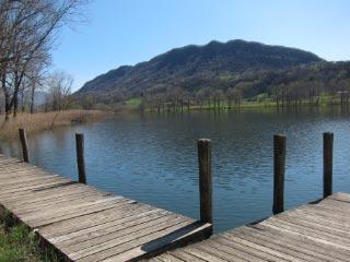 Fischer am Lago di Revine