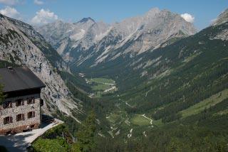 Karwendelhaus und Karwendeltal