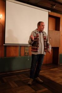 Karl erzählt von seiner Begehung 1978 mit nur 400 Mark in der Tasche.